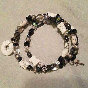 Bracelet (or choker!)